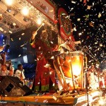 O Carnaval explode por todo o Brasil