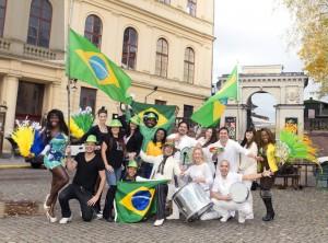 A turma do Bar Brasil Estocolmo 2013