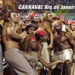 """Bilder från karnevalen i Rio """"Ensaios Técnicos"""""""