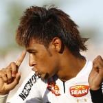 Fotbollsstjärnan Neymar skapar feber på dansgolvet