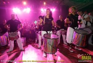 Caribaho – Batucada Street Show