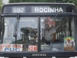 Electro-Favela-Lounge goes Rocinha