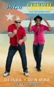 DJ Isra & DJ N-Rike (Cuba)