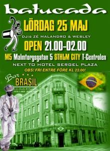 Bar Brasil - Batucada Show