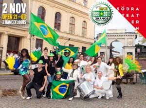 Bar Brasil Estocolmo 2013 • Södra Teatern