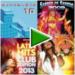 Playlist Warm-up Carnaval Estocolmo 2014