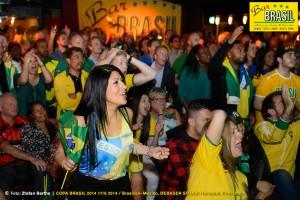 Bar Brasil Estocolmo, VM 2014 på Debaser Strand