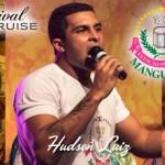 Sångaren Hudson Luiz från Mangueira till Carnival Cruise 2014