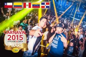 Stockholms hetaste latin-DJ:s just nu – DJ L'Flow & DJ Roka.