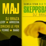 BAR BRASIL goes Skeppsbar saturday 9 may
