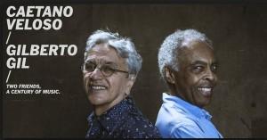 Caetano Veloso & Gilberto Gil, Europe 2015