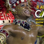 "Noite Carioca ""Brazilian Day"" EFTERFEST @ Debaser Strand 8 AUG"