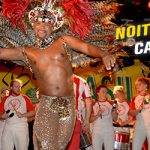 """Noite Carioca"" with Carlinhos do Salgueiro – Pictures by Ztefan Bertha"
