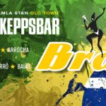 Club Bar Brasil @ Skeppsbaren 5 september