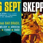 Club Bar Brasil @ Skeppsbaren 26 september