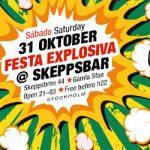 Club Bar Brasil @ Skeppsbaren 31 oktober