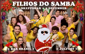 Filhos do Samba @ BAR BRASIL Estocolmo