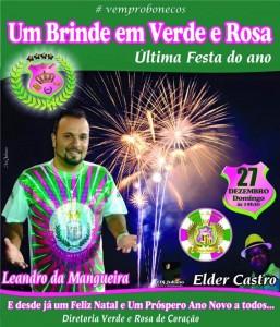 Leandro da Mangueira dec 2015.
