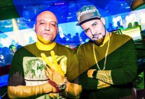 DJ Edgar (Rio de Janeiro) & DJ Lil'Kiss (Geneve) • European Tour 2016.