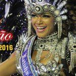 Clara Paixão - Rios karnevalsdrottning till Stockholmskarnevalen!