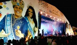 Carnival, Rio de Janeiro 2016