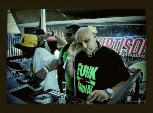 """DJ Edgar """"Baile Funk with High Quality"""" - Rio de Janeiro. Stockholm, Sweden 2016."""