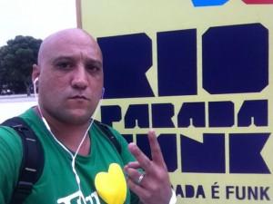 DJ Edgar, Rio de Janeiro - Baile Funk - Bar Brasil, Stockholm, Sweden.