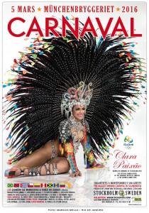 Stockholms Karneval 2016 / Stockholm Carnival 2016 / Samba in Sweden