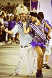 Rei Momo & Rainha do Carnaval , Rio de Janeiro 2015. Foto: Justin Scott Parr.