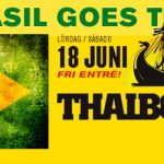 Bar Brasil goes Thaiboat 18/6 - FRI ENTRÉ!