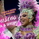 "Club BAR BRASIL 17/6 ""Festa & Show Evelyn Bastos"" @ The International Bar"
