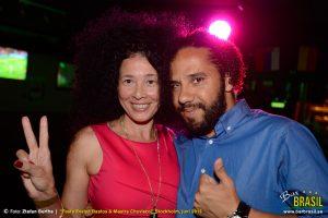 """Bar Brasil Estocolmo – """"Festa Evelyn Bastos & Mestre Chuvisco"""", 2016"""