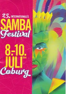 Sambafestival Coburg 2016