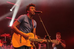 Seu Jorge live in Portugal 2/8 + 5/8 2016