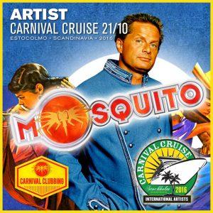 Carnival Cruise • Mosquito & Thomas Gylling