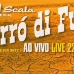 Noite do Forró med LIVEBAND • Scalateatern 4 nov