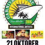 Carnival Cruise 21/10 2016 - Info em português