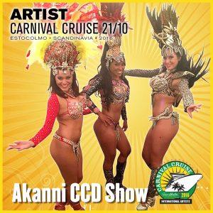 Akanni CCD Sambashow