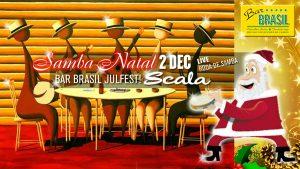 Bar Brasil - Samba Natal