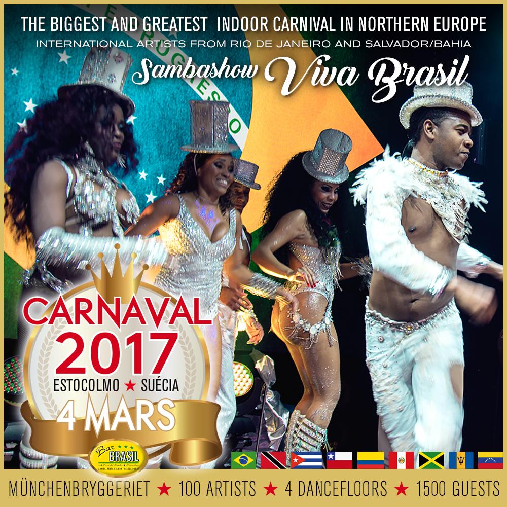 hammarkullen karneval 2017