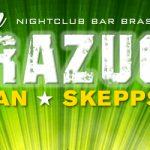 """Club Bar Brasil """"Festa Brazuca"""" 28/1 • Skeppsbar"""