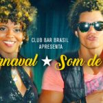 "Club BAR BRASIL 25/2 ""Pre-Carnaval"" på Scala"