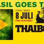BAR BRASIL goes Thaiboat 8/7 - FRI ENTRÉ!