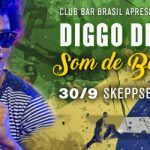 Club Bar Brasil 30 sept - Live: Diggo de Deus