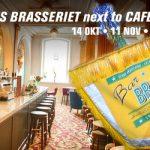 Club Bar Brasil goes Brasseriet 14 oktober
