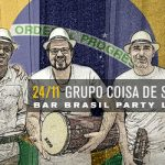 Bar Brasil Party @ Scala 24 november