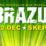 Club BAR BRASIL at Skeppsbar 2/12