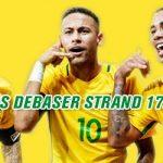 Fotbolls VM 2018 – Bar Brasil goes Debaser Strand