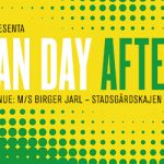 30 juni, Brazilian Day After Party at M/S Birger Jarl