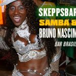 Club BAR BRASIL 13/7 at Skeppsbar